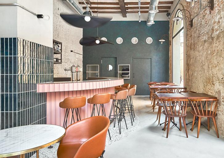 Фото №1 - Ресторан Nina в Барселоне