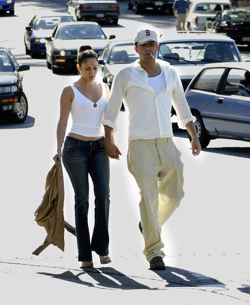 Фото №9 - Беннифер на стиле: 8 случаев, когда Джей Ло и Бен Аффлек доказали, что отлично смотрятся вместе