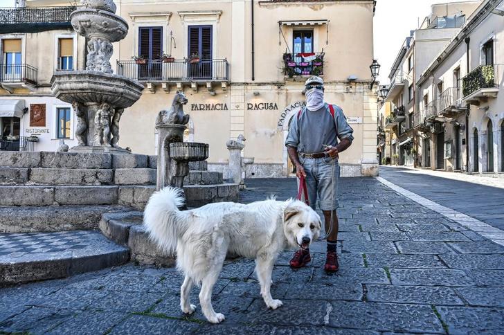 Фото №2 - Очевидец о коронавирусе в Италии: «Мы переживаем войну, и смерть стала лишь новостью»