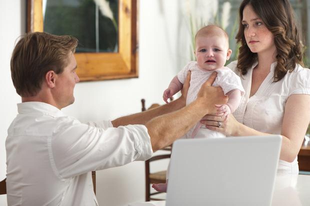 Фото №1 - Муж не хочет второго ребенка: 6 способов его убедить