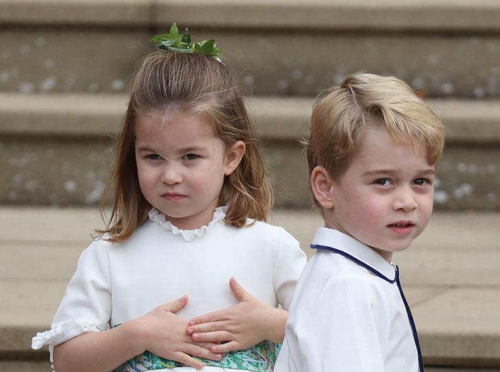 Фото №1 - Воспитание монарха: как Кейт и Уильям готовят принца Джорджа к роли короля