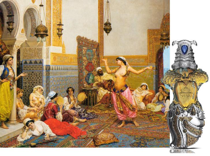 Фото №12 - «Принц из пустыни»: как парфюмерный бренд Designer Shaik делает восточную сказку явью
