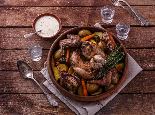 Фото №5 - Что приготовить из кролика: 5 необычных рецептов