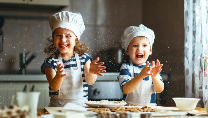Фото №2 - Как добиться здорового аппетита у ребенка: 7 шагов