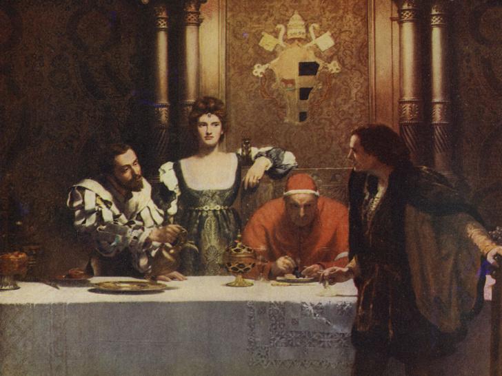 Фото №7 - Криминальное чтиво: не пей вина, Гертруда