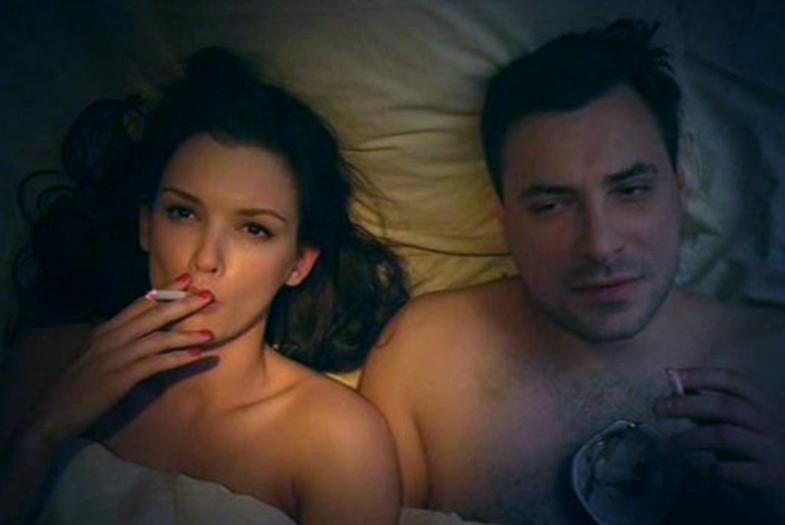 Секс Сцена С Паулиной Андреевой – Саранча (2013)