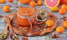 Чатни из апельсинов и имбиря