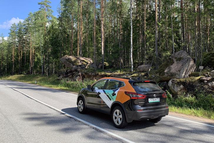 Фото №10 - Каршеринг — не роскошь, а доступный способ путешествовать по стране. Как я съездил от Москвы до Выборга не на своей машине