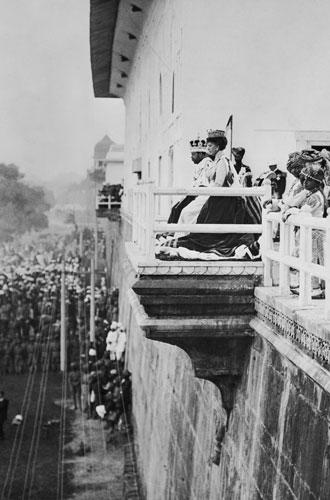 Фото №5 - Индия: история королевских визитов