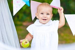 Фото №1 - Журнал «Счастливые родители» и «ФрутоНяня» выяснили, какой вкус имеет счастье