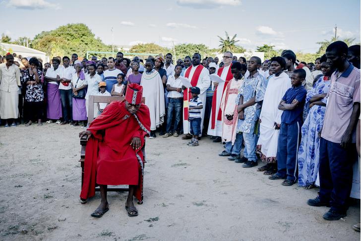 Фото №3 - И в Африке Пасха: мистерия «Крестный путь» в Мозамбике