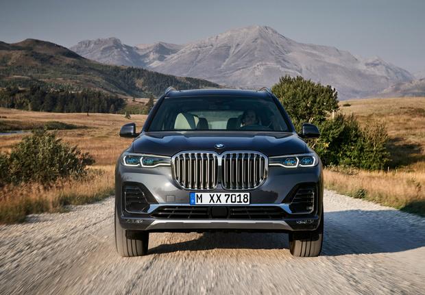 Фото №1 - Восемь убойных фактов о BMW X7