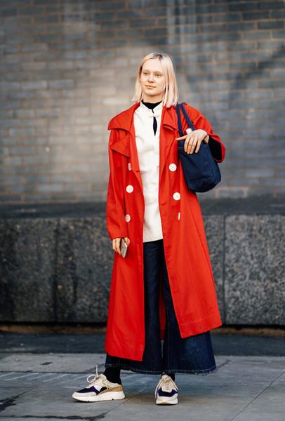 Фото №14 - Три цвета в одежде, которые сделают образ дороже