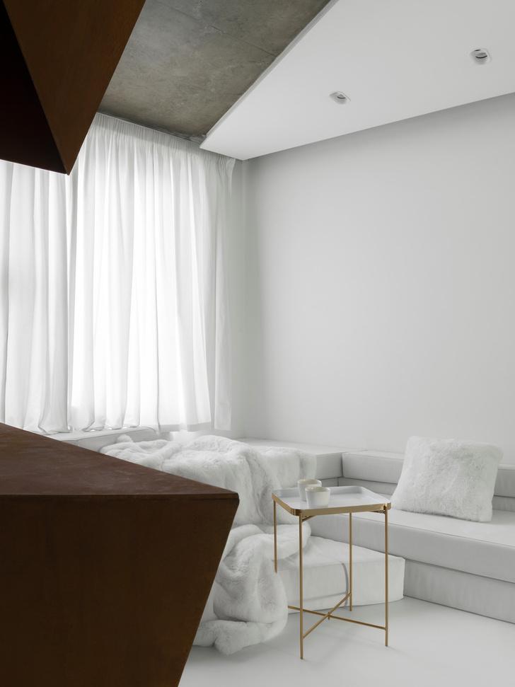 Фото №4 - Московская квартира 70 м² в духе супрематизма