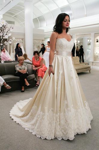 Фото №15 - Мода на белое: история традиционного наряда невесты