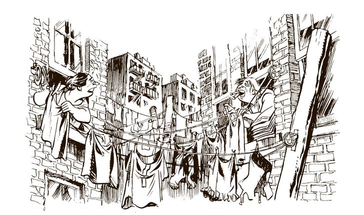 Фото №10 - «Контракт с Богом»: Уилл Айснер и графический роман-легенда