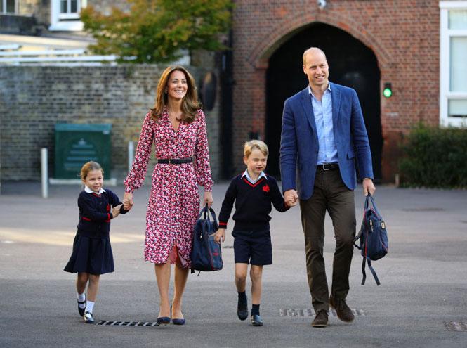 Фото №4 - Как герцогиня Кейт копирует стиль воспитания принцессы Дианы