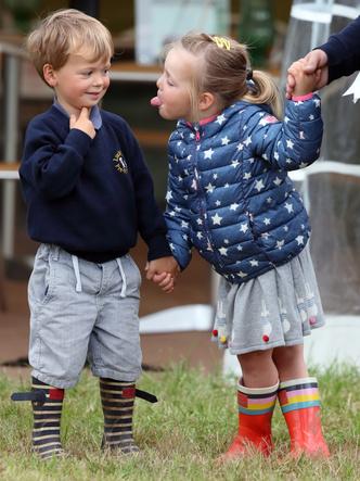 Фото №4 - 10 случаев, когда королевские дети показывали характер