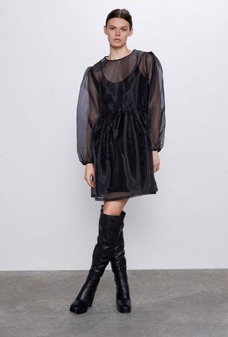 Фото №3 - Самые модные платья для встречи Нового 2020 года: 5 главных трендов