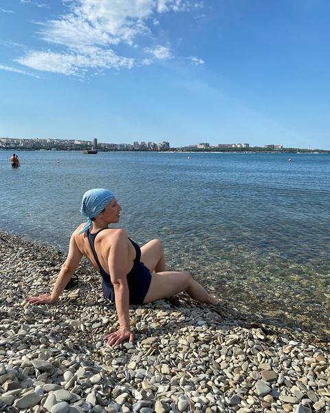 Фото №1 - «Весила под 100 кг»: Яна Чурикова не хочет снова попасть в ловушку псевдободипозитива
