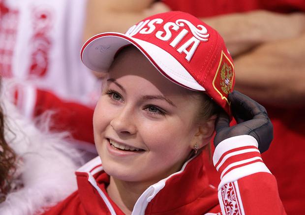 Фото №1 - Фигуристка Юлия Липницкая скоро станет мамой