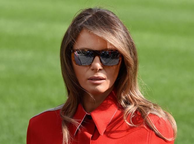 Фото №2 - Во сколько оценивается коллекция сумок Birkin Мелании Трамп?