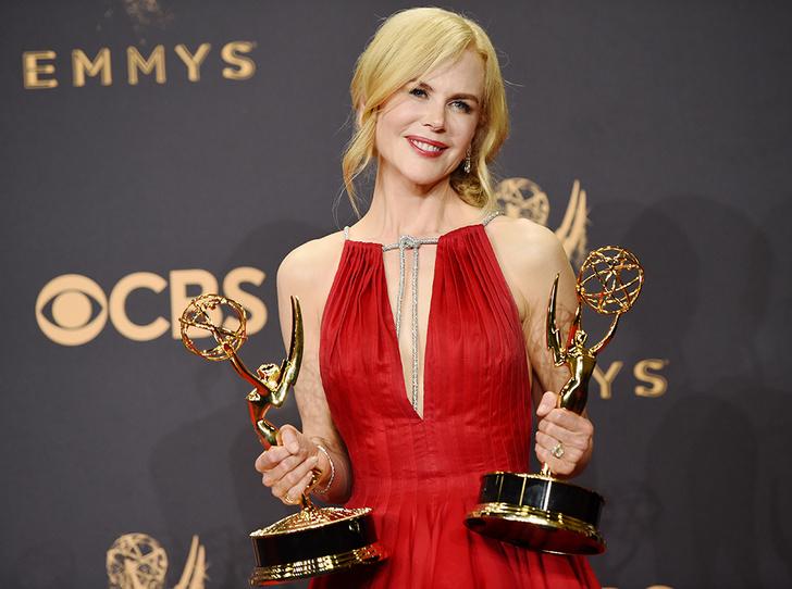 Фото №1 - Emmy 2017: королевы голубого экрана