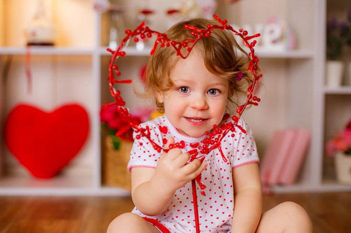 Фото №1 - В CitYkids можно отметить День святого Валентина вместе с малышом