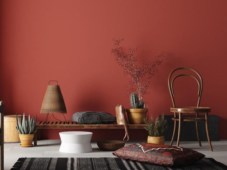 Фото №4 - Стиль бохо в интерьере: как создать в квартире богемную обстановку