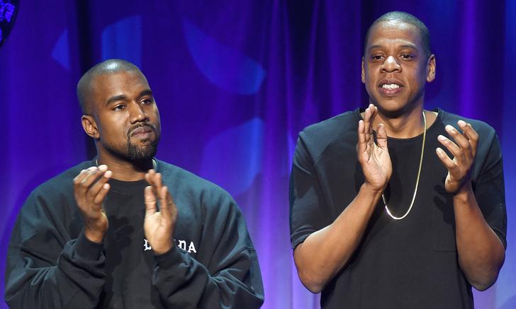 Фото №1 - Канье Уэст заявил, что назначит на пост вице-президента Jay-Z
