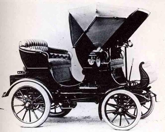 Фото №1 - 10 культовых автомобилей XX века, которые мир помнит до сих пор