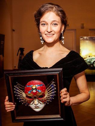 Фото №10 - В Москве состоялась церемония вручения «Золотой маски»