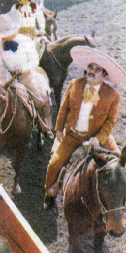 Фото №4 - Мексиканец, которого зовут Чарро