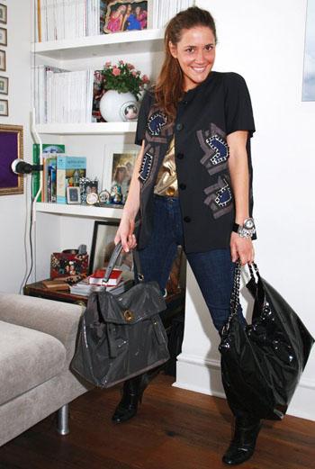 Фото №15 - Что в гардеробе у самых стильных людей?