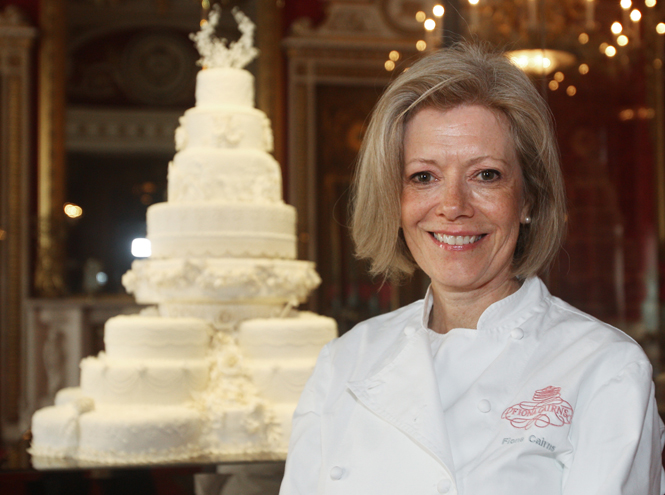 Фото №18 - Сладко: свадебные торты на королевских свадьбах