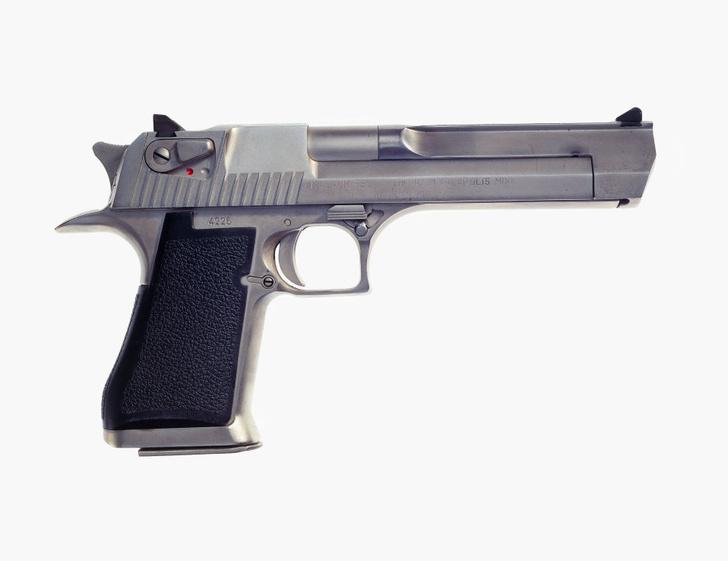 Фото №2 - 7 неожиданных фактов о пистолете Desert Eagle