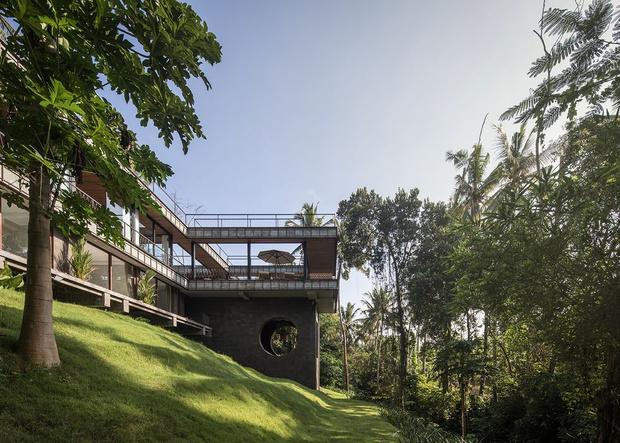 Фото №6 - Под открытым небом: вилла в джунглях Бали