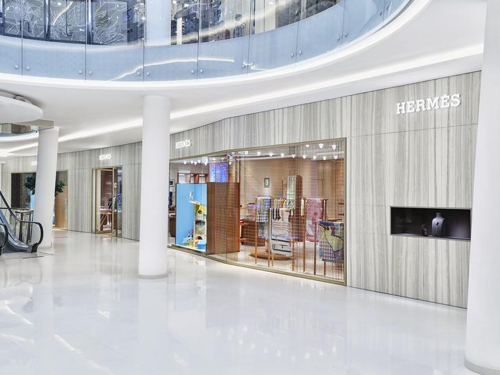 Фото №3 - Новый бутик Hermès в ТЦ «Времена года»