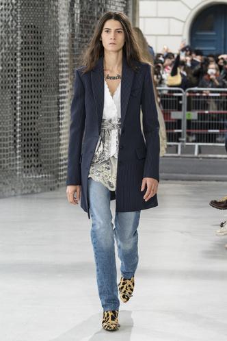 Фото №13 - Какие джинсы будут в моде весной и летом 2021