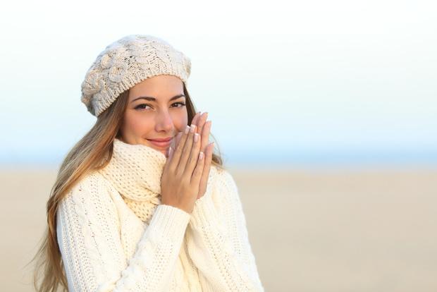 Фото №1 - Теплая забота о руках в холодное время года