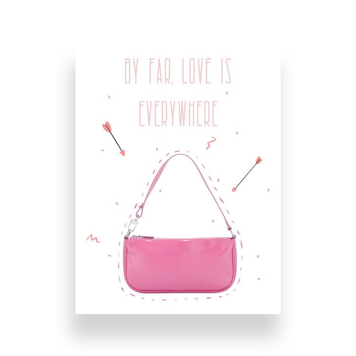 Фото №5 - Вместо «валентинки»: миниатюрные сумки, которые станут отличным подарком на 14 февраля