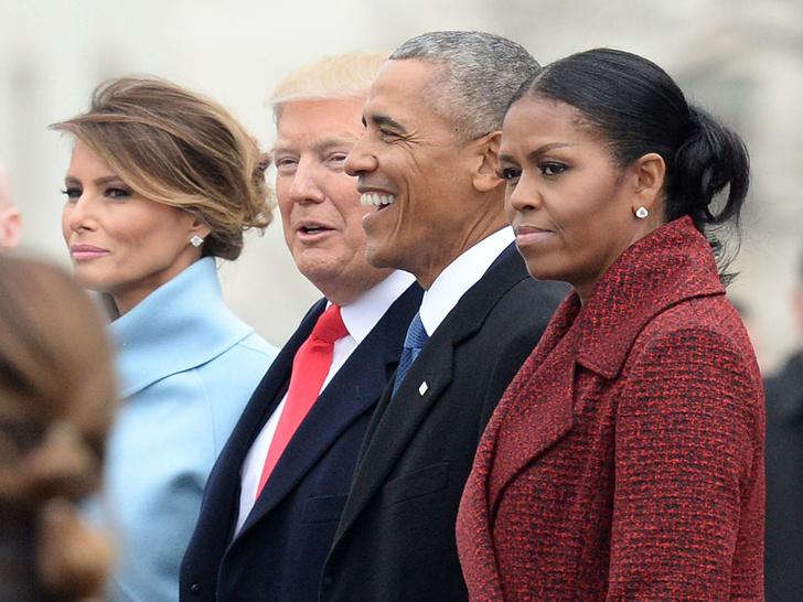 Фото №3 - Протест или новые правила: почему Дональд и Мелания Трамп не появятся на инаугурации Байдена