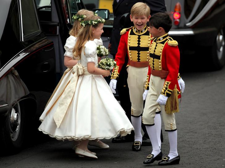 Фото №4 - Самая трогательная деталь свадьбы Уильяма и Кейт, на которую мало кто обратил внимание