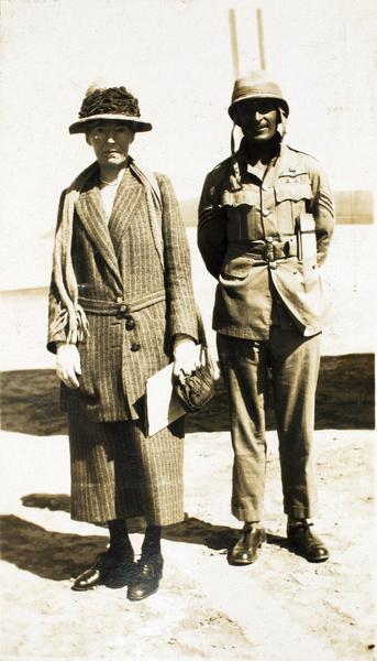 Фото №5 - Индиана Джонс в юбке: история Гертруды Белл, чье разбитое сердце сделало ее «королевой пустыни»