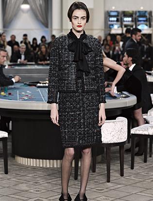 Фото №6 - Неделя Высокой моды в Париже: Chanel FW2015/16