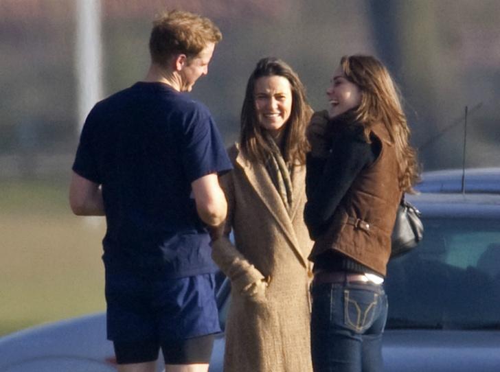 Фото №2 - План Пиппы: как сестра Кейт помогла ей возобновить отношения с Уильямом