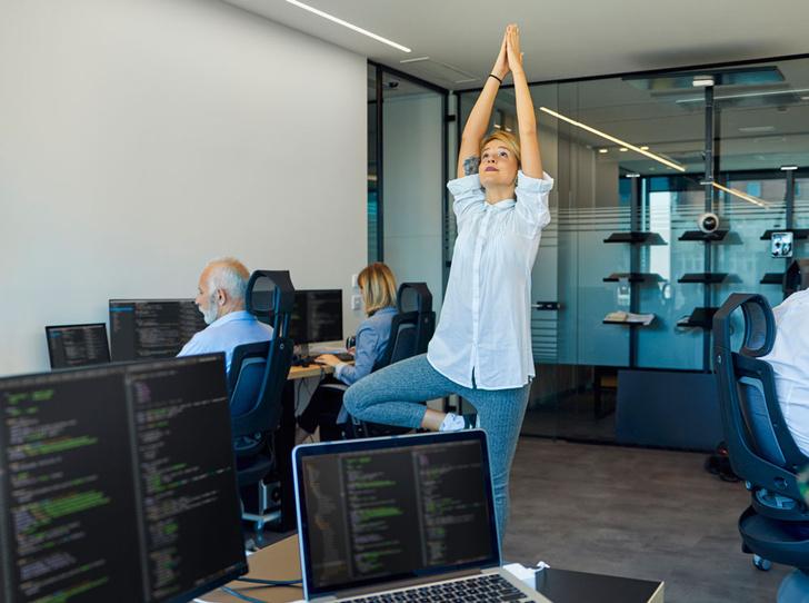 Фото №2 - Как увеличить продуктивность на работе в течение дня