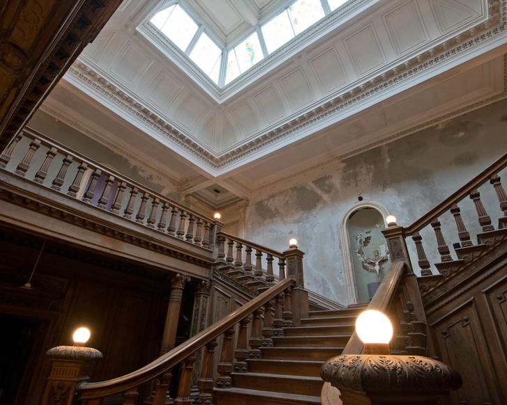 Фото №4 - Лофтус Холл: самый известный в Ирландии дом с привидениями