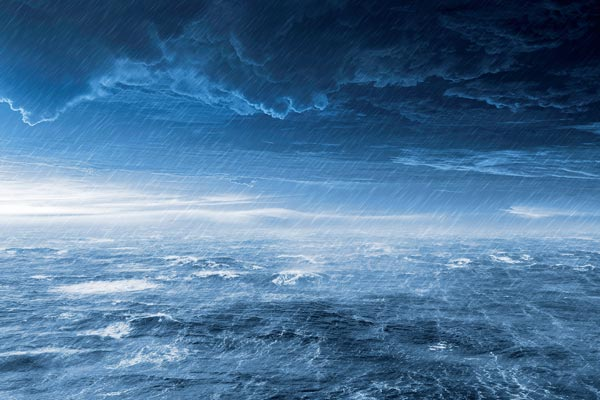 Фото №1 - Океанические течения: погода на конвейере