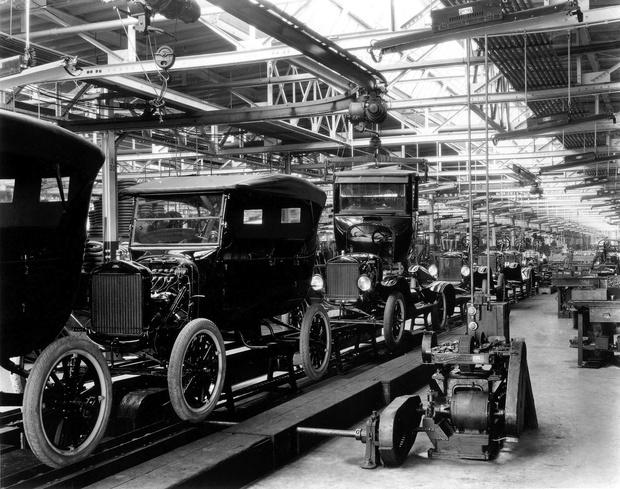 Фото №4 - Почему слова Генри Форда о черном цвете автомобилей— это неправда